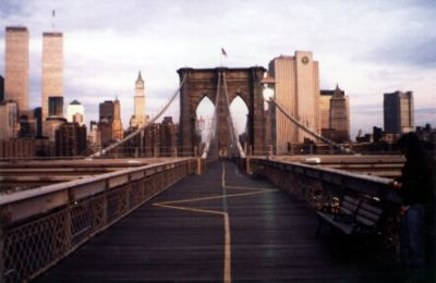 Brooklyn Bridge - January 1998